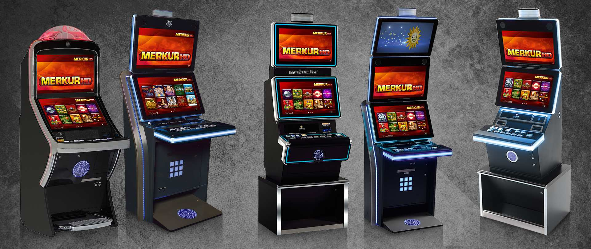 Spielautomaten Merkur