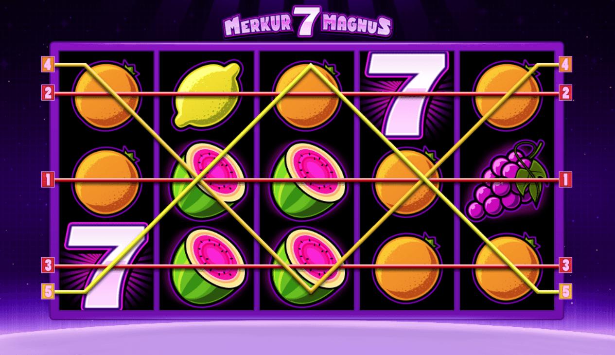 Merkur Magnus 7