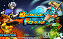 natural powers igt slots online