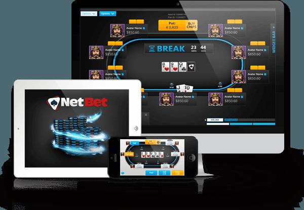 NetBet Spieleplattformen