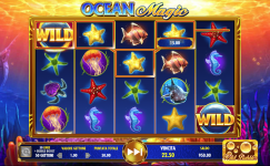 ocean magic slot game von igt casinos