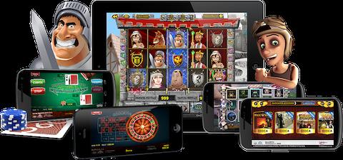 Online Slots Games kostenlos spielen