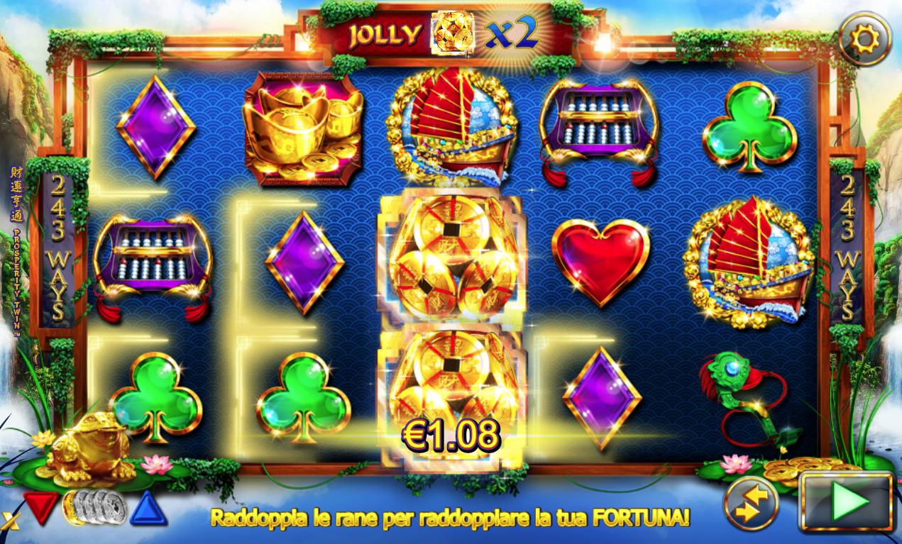 Spiele Prosperity Twin - Video Slots Online