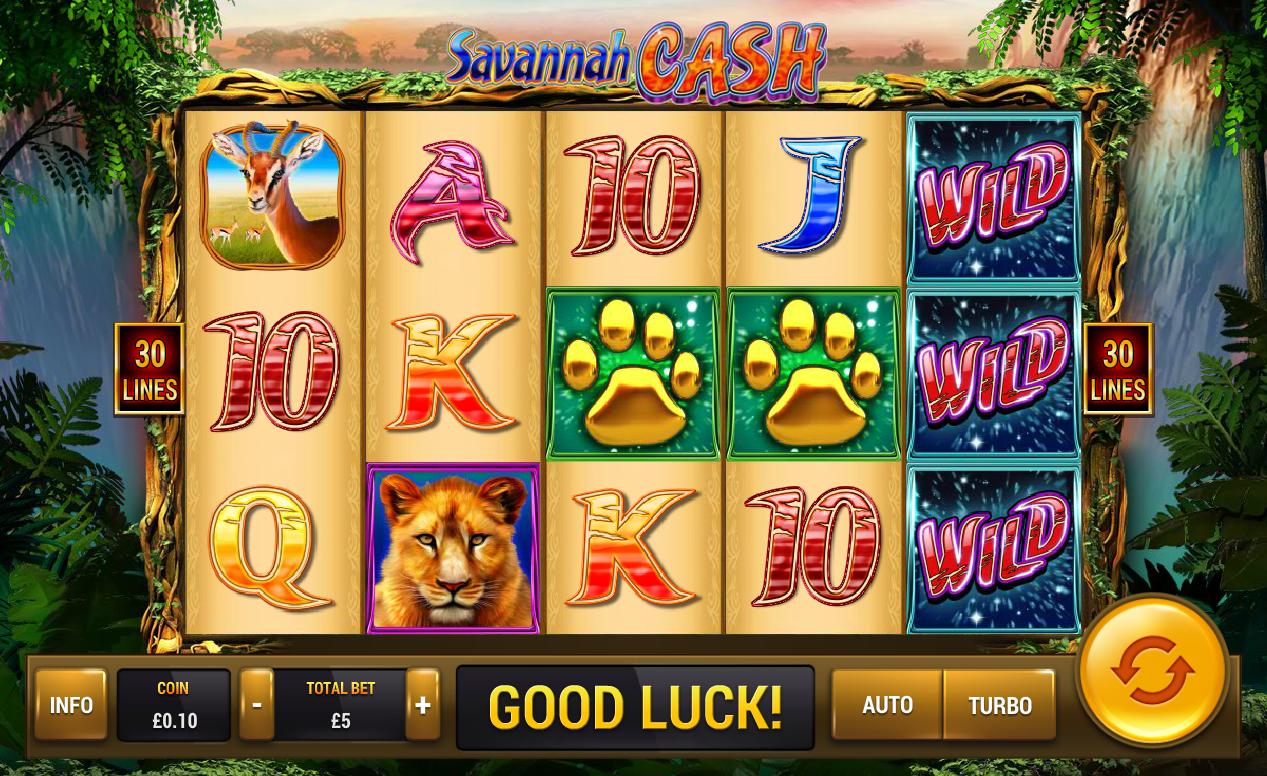 Savannah King Spielautomat Kostenlos Spielen