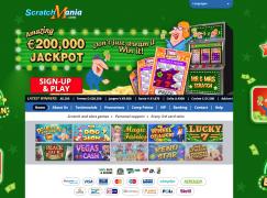 scratchmania casino online
