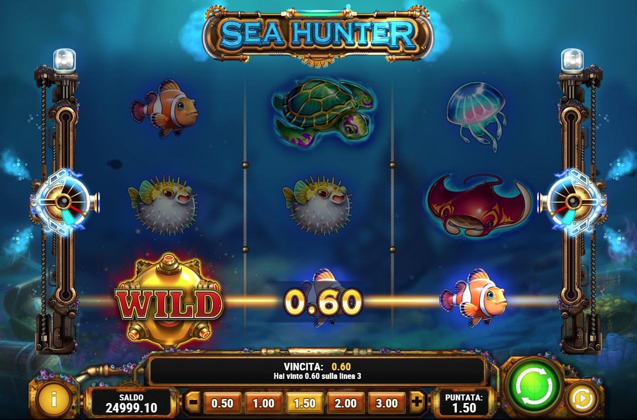 ▷ Sea Hunter kostenlos spielen ohne Anmeldung ▷ Automatenspiele X