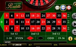 single zero roulette