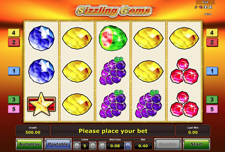 Casino Spiele Kostenlos Spielen Ohne Anmeldung Sizzling