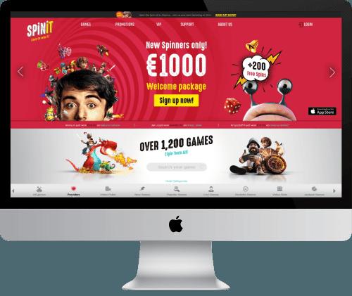 Spinit Casino Platformen Bewertung