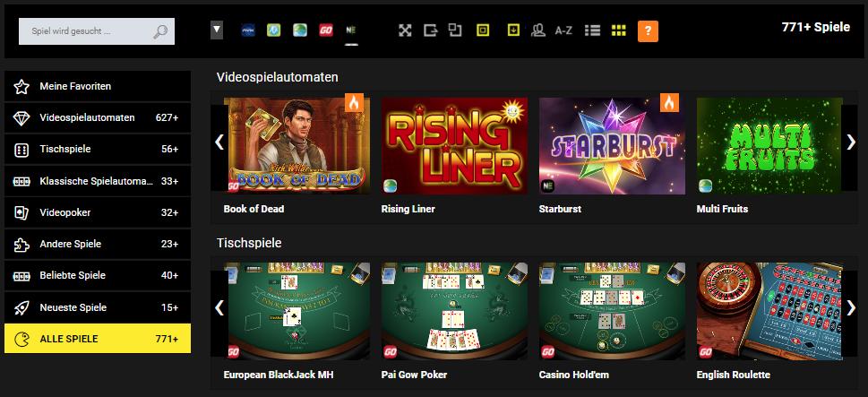 Stake7 Casino Spieleplattformen Bewertung