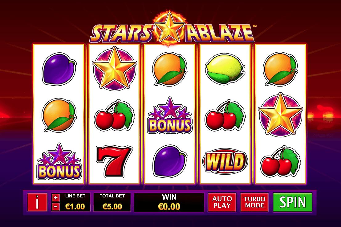 Spiele Stars Ablaze - Video Slots Online