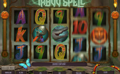 taboo spell online microgaming slot