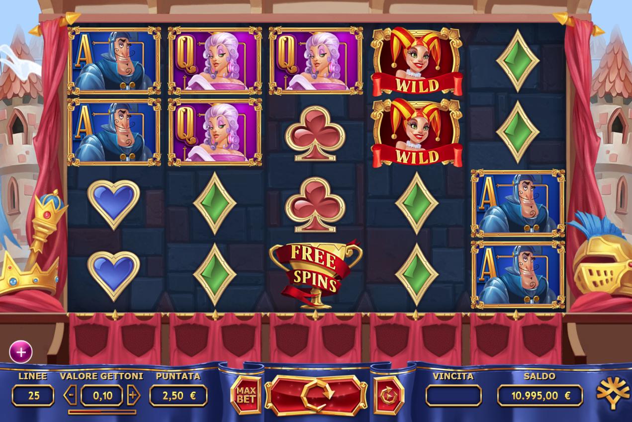 Royal Family Slot Machine