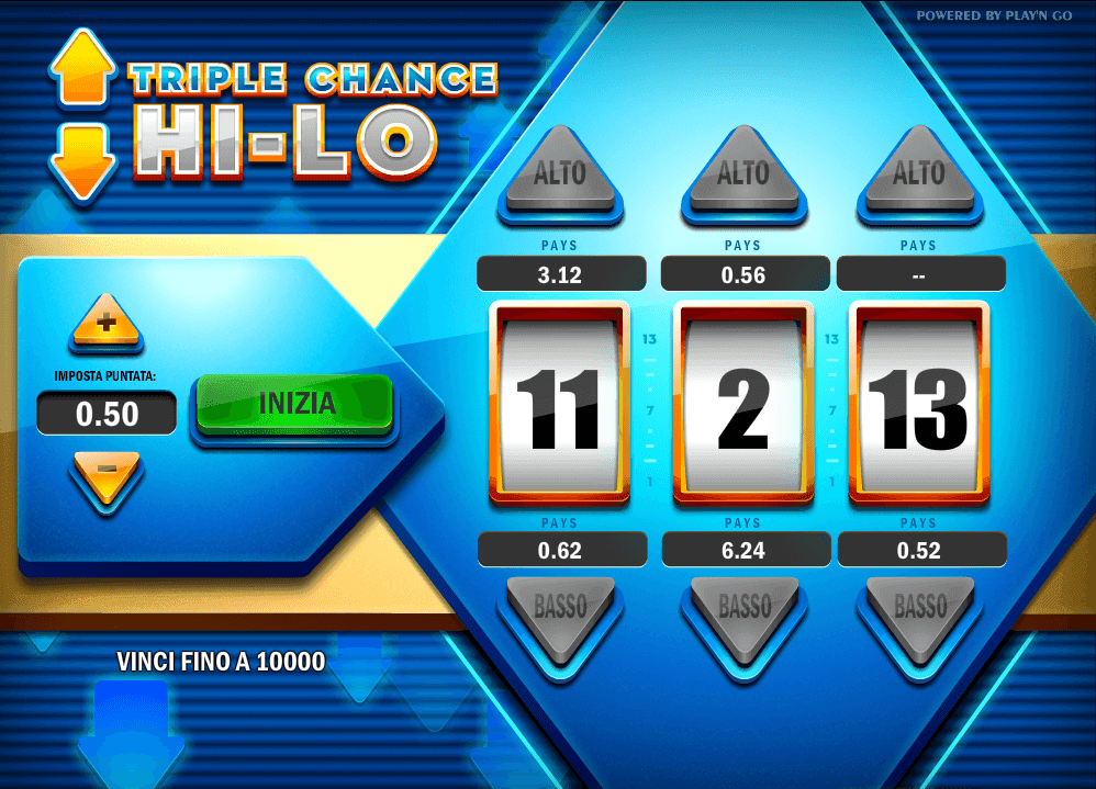 Spiele HiLo ProgreГџive - Video Slots Online