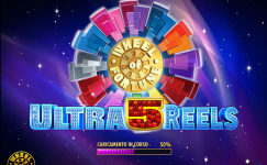 wheel of fortune ultra 5 reels igt slot machine