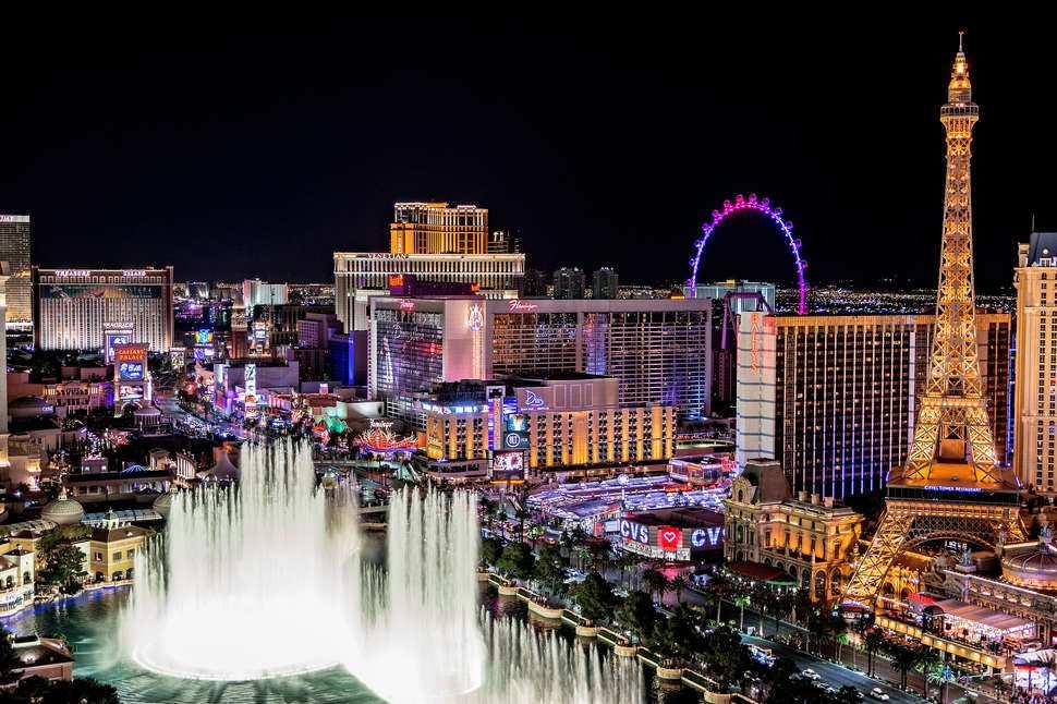 Casino Las Vegas - Heim Der Besten Online Casino Spiele