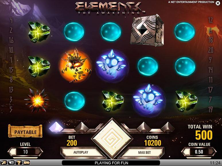 automatenspiele elements