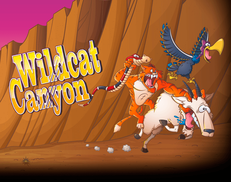 wildcat-canyon-slot-machine