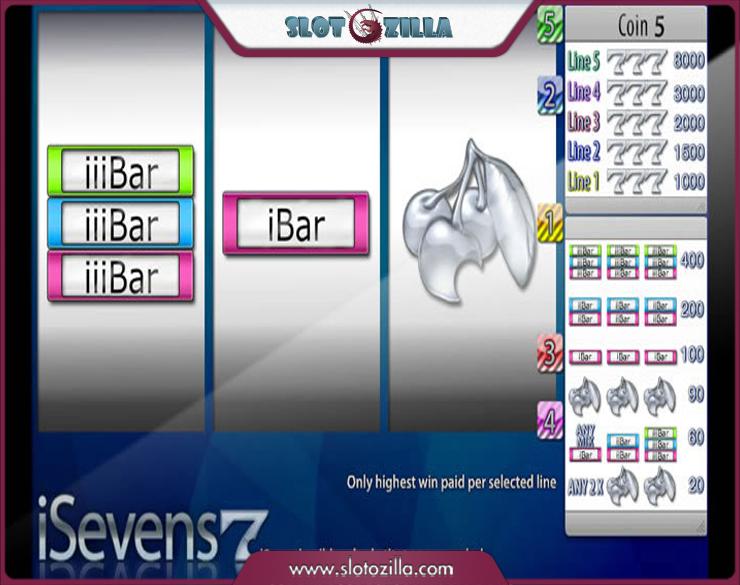 iSevens-slots