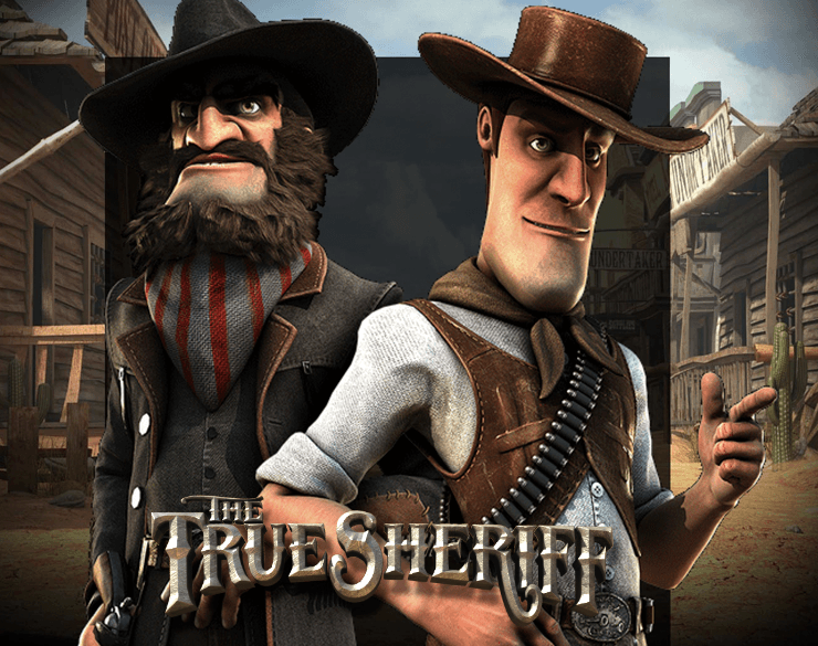 Spiele The True Sheriff - Video Slots Online
