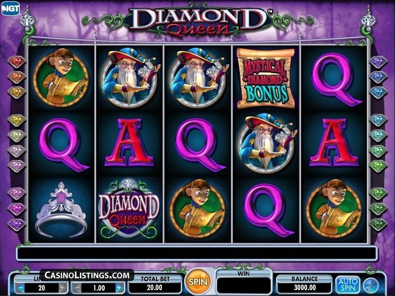 Diamond Queen automatenspiele