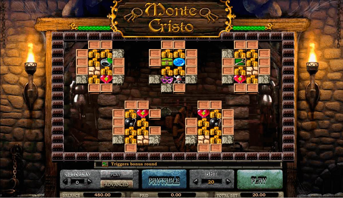 Spiele Monte Cristo - Video Slots Online