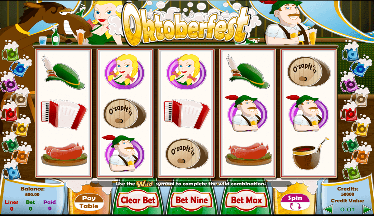Spiele Oktoberfest Beer Bash - Video Slots Online