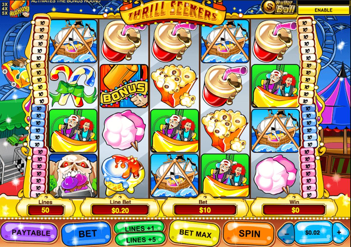 Free Slotmaschinen Spiele