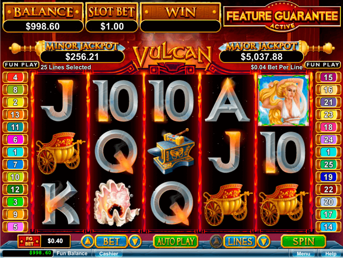 Some People Excel At VULKANBET SLOTS And Some Don't - Which One Are You?