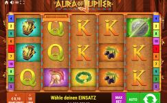 Aura of Jupiter spielautomat kostenlos spielen ohne anmeldung