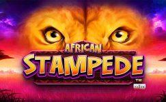 African Stampede Spielautomat kostenlos spielen von Novoline
