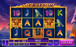 kostenlos Age of Egypt automatenspiele