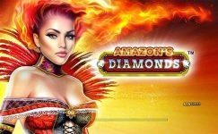 Amazon's Diamonds Spielautomat kostenlos spielen von Novoline