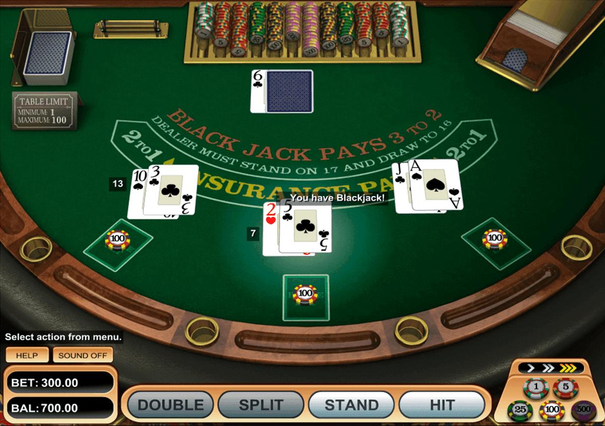 Black Jack Spielen Kostenlos