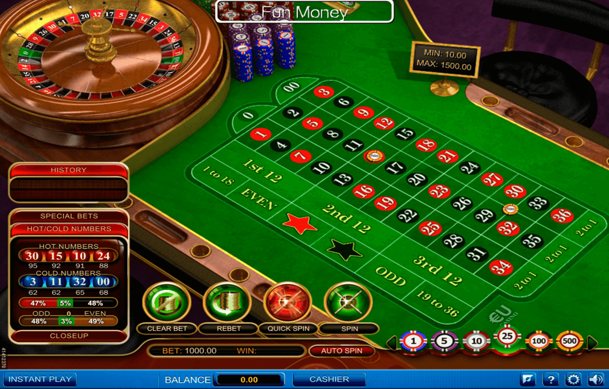 Spiele French Roulette Pro (Worldmatch) - Video Slots Online