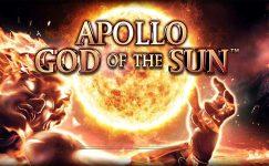 Apollo God of the Sun Spielautomat kostenlos spielen von Novoline