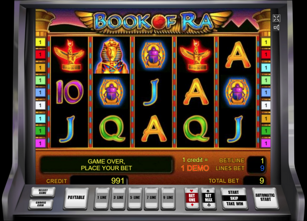 Book of Ra online: Top 10 Online Casino Alternativen 2020