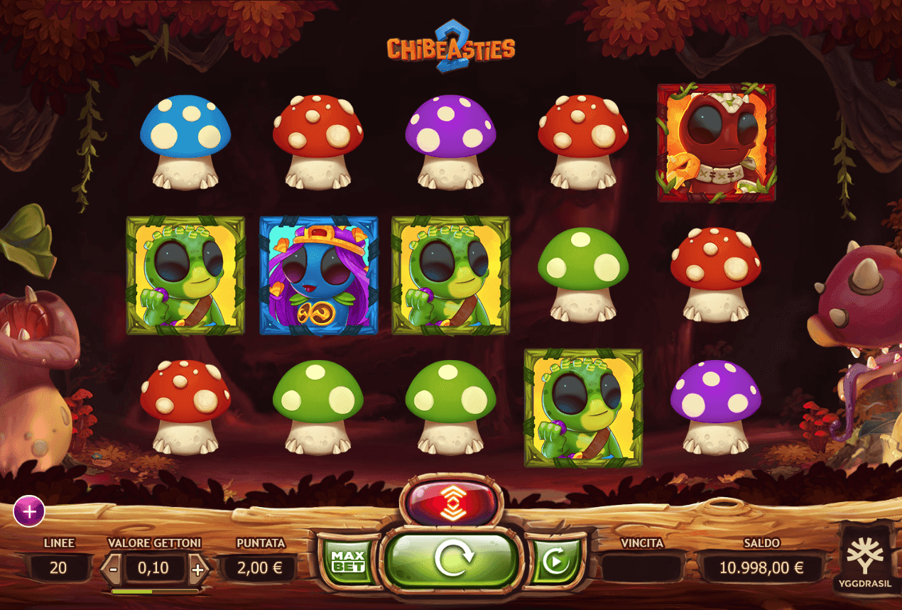 Spiele Chibeasties 2 - Video Slots Online