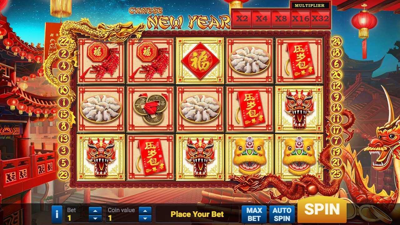 Spiele Chinese Spider - Video Slots Online