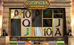 Cleopatra - Last of the Pharaohs Spielautomat kostenlos spielen von Novoline