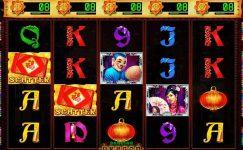 Dancing Dragon Spielautomat kostenlos spielen von Novoline