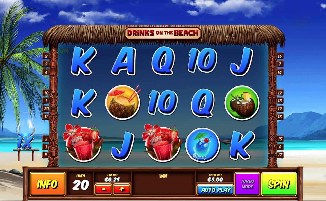 Spiele Drinks On The Beach - Video Slots Online
