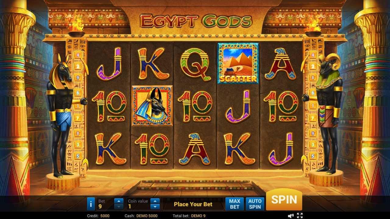 Spiele Era Of Gods - Video Slots Online