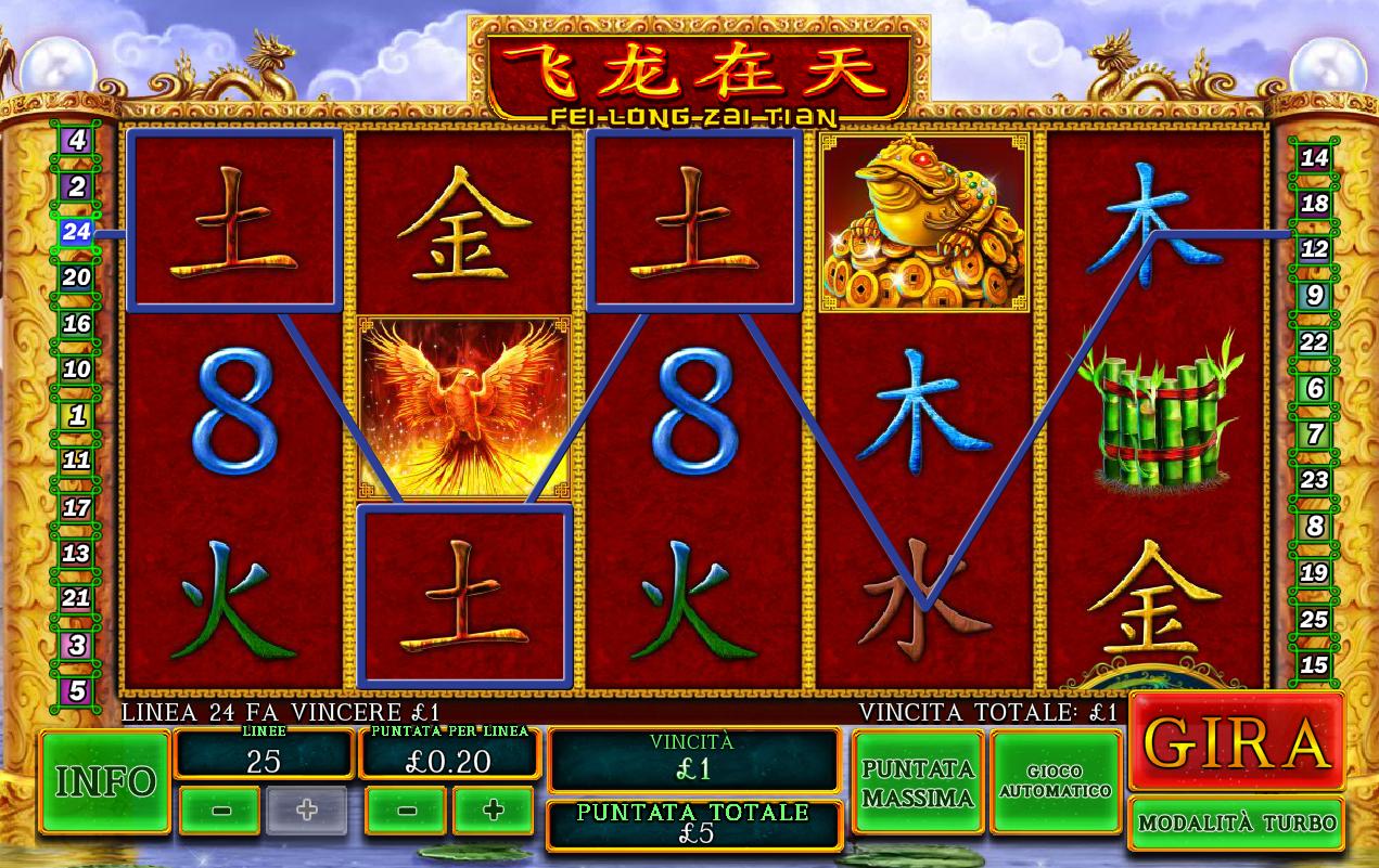 Spiele Fei Long Zai Tian - Video Slots Online
