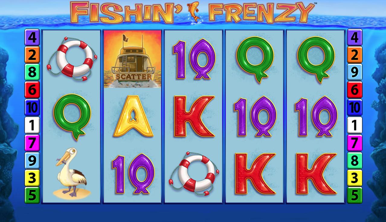 Spiele Fishin Frenzy - Video Slots Online