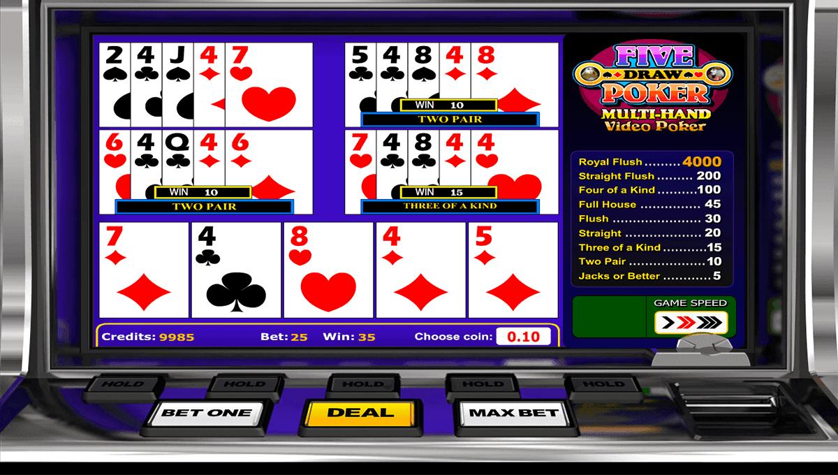 Online Poker Ohne Anmeldung Multiplayer