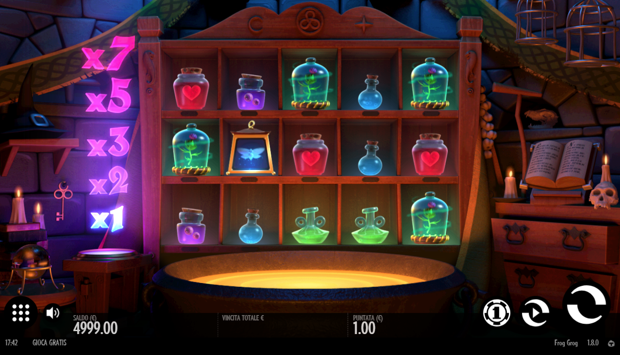 Spiele Journey Frog - Video Slots Online