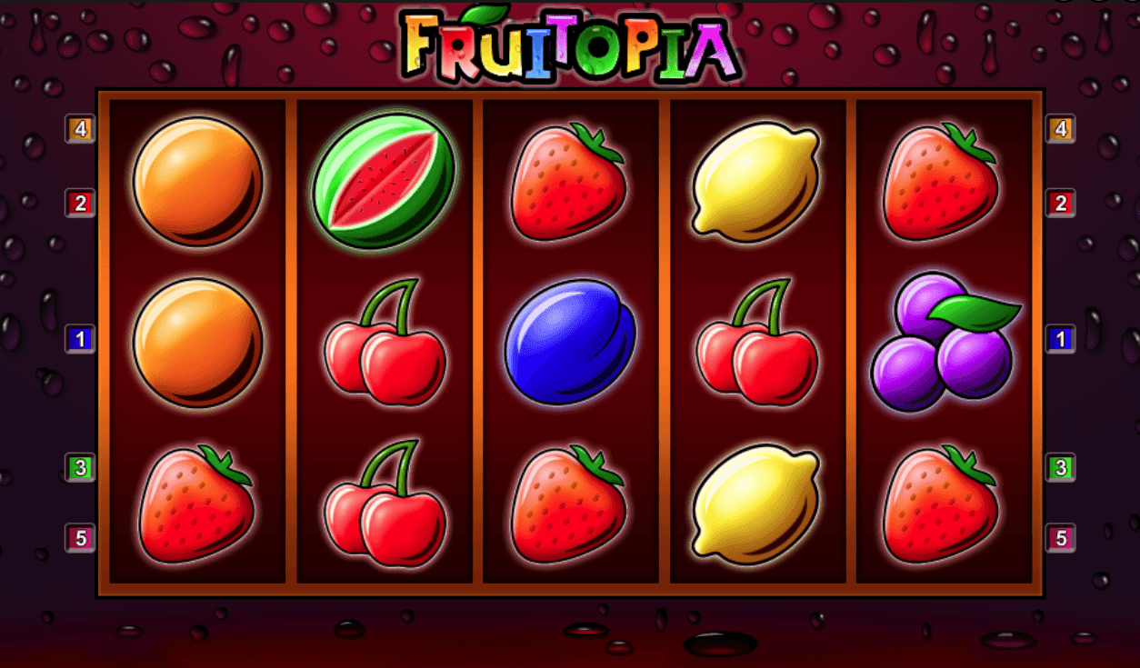 Spiele Fruitopia - Video Slots Online