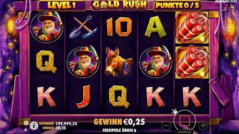 Gold Rush Kostenlos Spielen