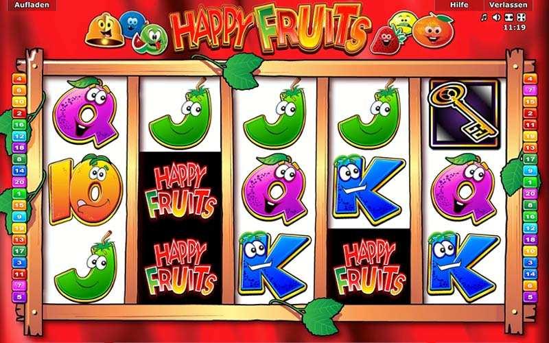 spielautomat lucky fruit